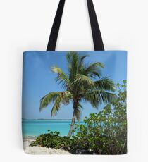 Pelican Cay  Tote Bag