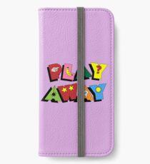 NDVH Play Away iPhone Wallet/Case/Skin
