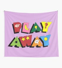 NDVH Play Away Wall Tapestry
