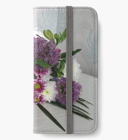 Strauß iPhone Flip-Case