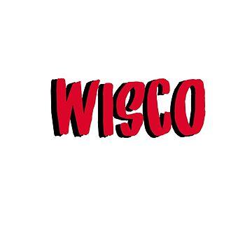 wisco by evelyngruen