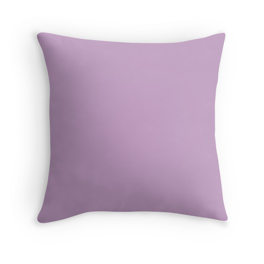 Cheap Solid Dark Lilac Purple Color