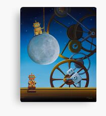 The Night Shift Canvas Print