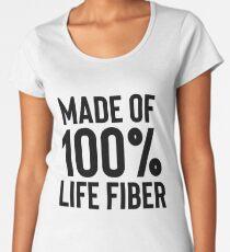 Life Fiber - Great For Sarcastic Meme Women's Premium T-Shirt