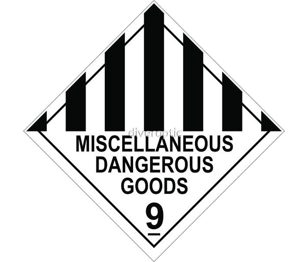 Dangerous by diveroptic