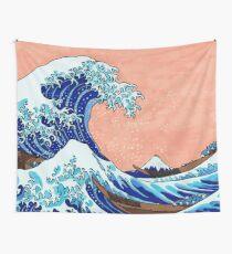 The Great Wave of Kanagawa Wall Tapestry