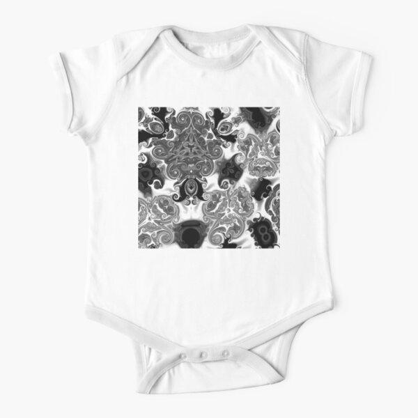 Gravitational Anomalies 13 Short Sleeve Baby One-Piece