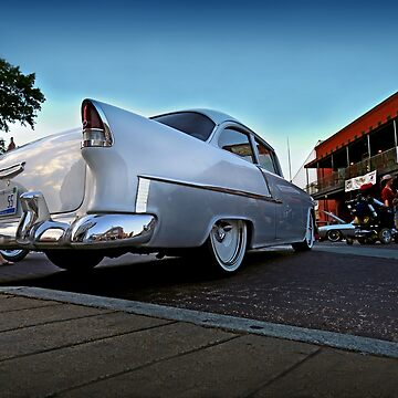 1955 Chevy Belair by mal-photography