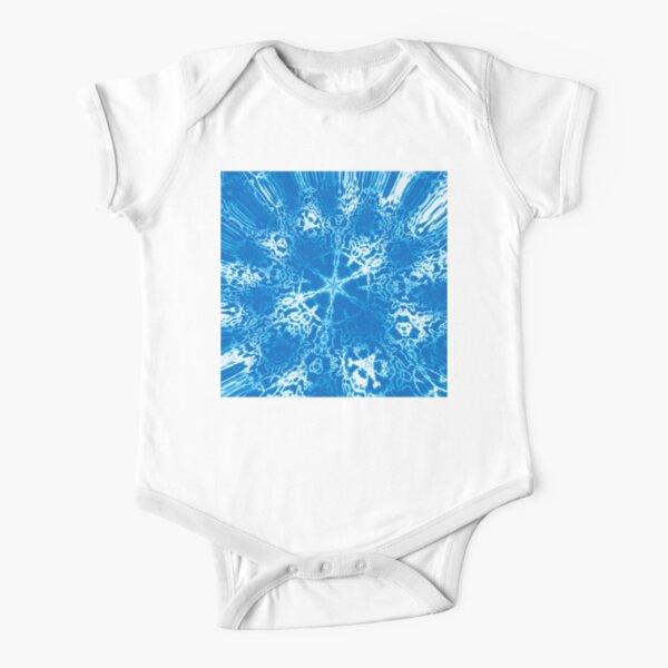 Vivo Principo - Glacies 6 Short Sleeve Baby One-Piece