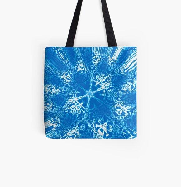 Vivo Principo - Glacies 6 All Over Print Tote Bag