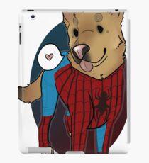 Spiderdog! iPad Case/Skin