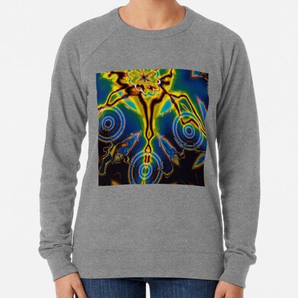 Iridescent Stars 2 Lightweight Sweatshirt