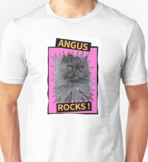 Angus Rocks T-Shirt  Unisex T-Shirt