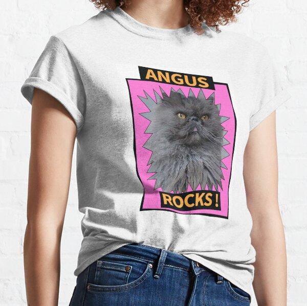 Angus Rocks T-Shirt  Classic T-Shirt