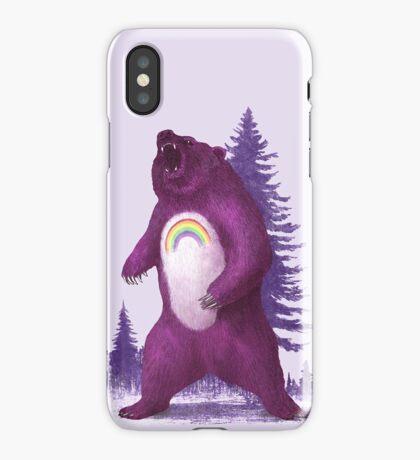 Scare Bear  iPhone Case