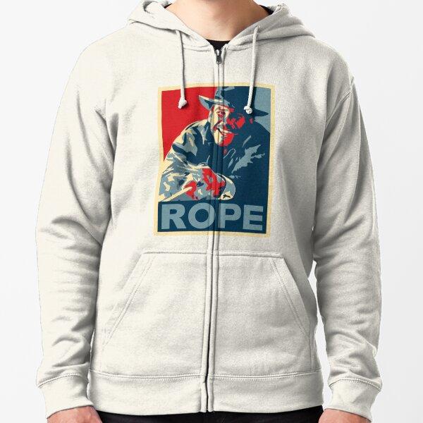 ROPE Zipped Hoodie