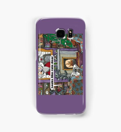 Looks Like Rain Dear Samsung Galaxy Case/Skin