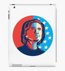 Hillary Clinton American Elections iPad Case/Skin
