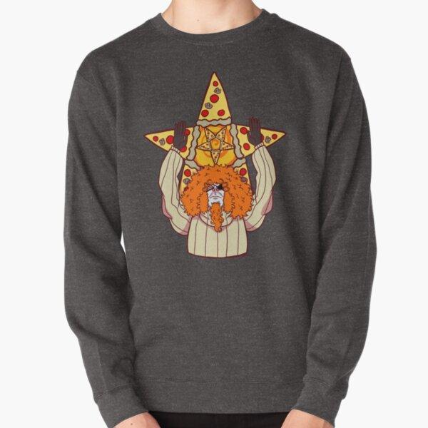 COTCA; Pentagram of power Pullover Sweatshirt