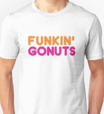 Funkin gonuts Unisex T-Shirt