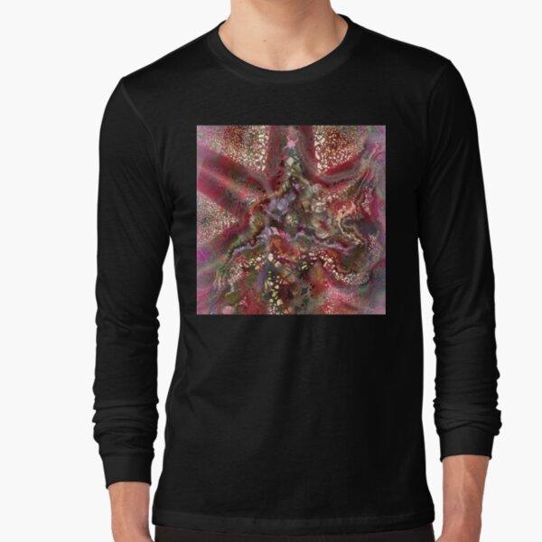 Alien Squiggles 1 Long Sleeve T-Shirt