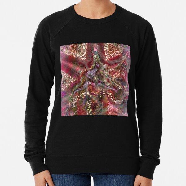 Alien Squiggles 1 Lightweight Sweatshirt