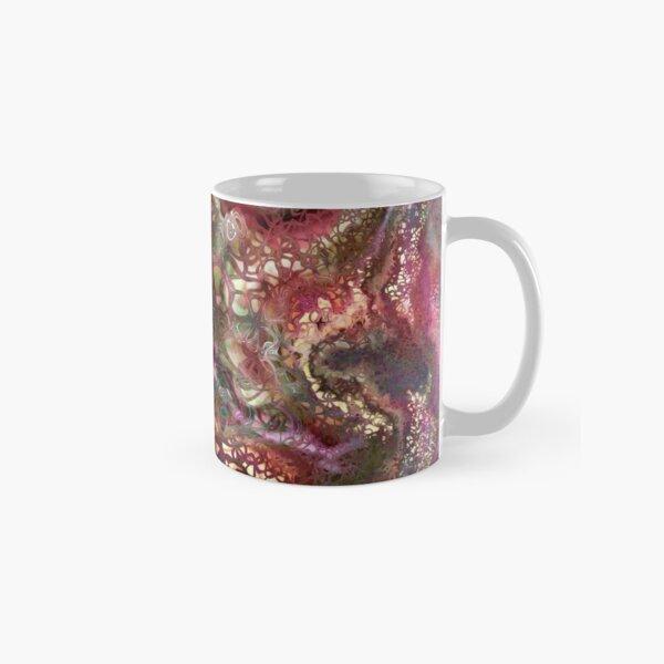 Alien Squiggles 1 Classic Mug