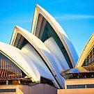 Sydney Opera House by faithie
