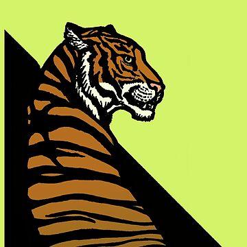 Tiger by Kiluvi