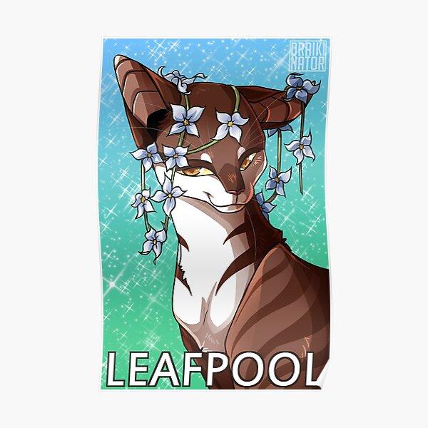 Leafpool Portrait Poster