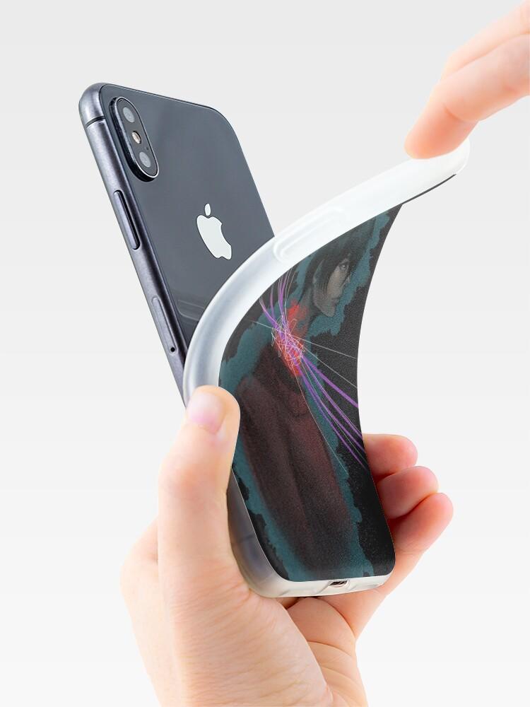 Alternative Ansicht von Gefühl losgelöst iPhone-Hülle & Cover