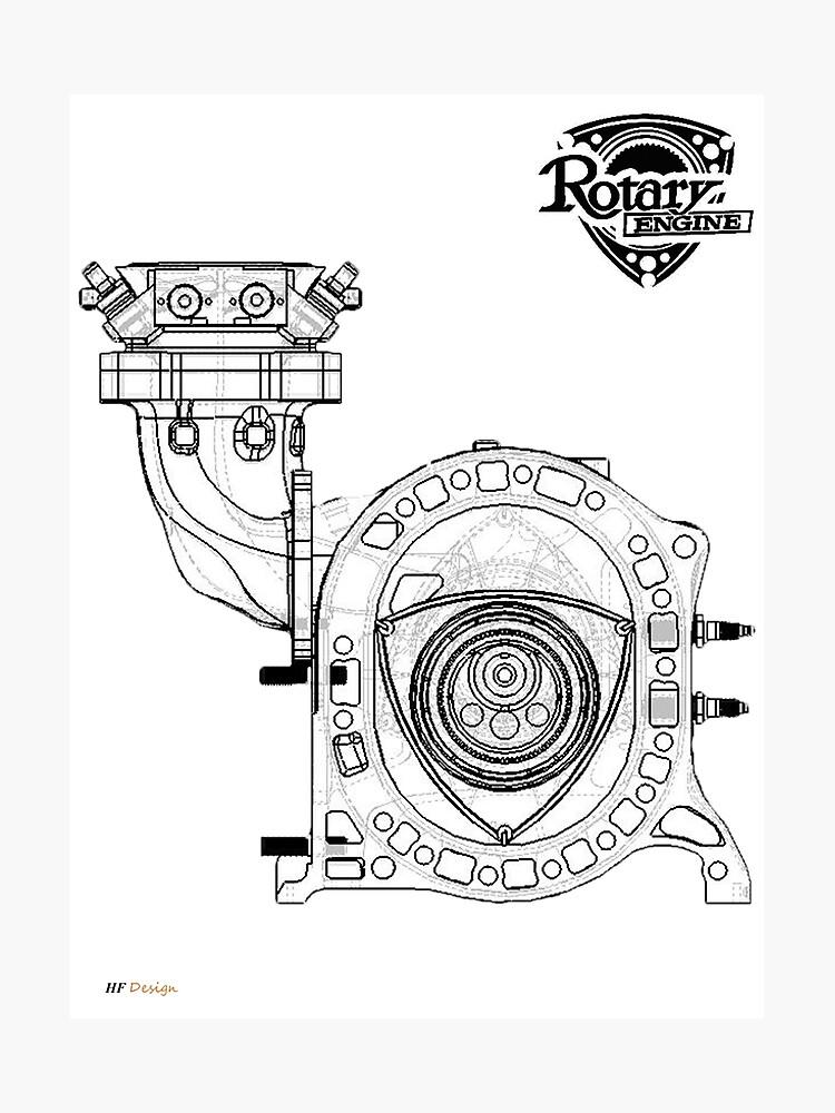 Mazda Rx8 Motor