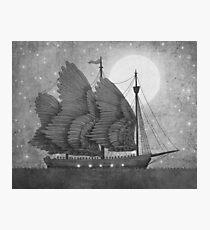 Night Odyssey  Photographic Print