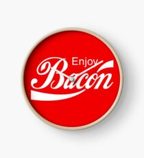 Enjoy BACON Clock