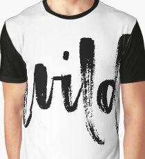 Wild Graphic T-Shirt