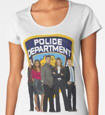 12th Precinct Team Women's Premium T-Shirt