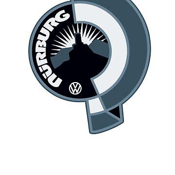 Nurburg VW by megumogu