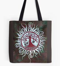 The Earth is Magic Tree of Life  Tote Bag