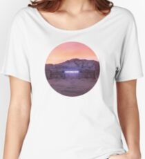 Arcade Fire - Everything Now Women's Relaxed Fit T-Shirt