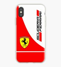 Scuderia Ferrari Logo  iPhone Case