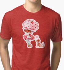 Strawberry Shortcake Tri-blend T-Shirt