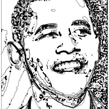 Obama by rabikhan