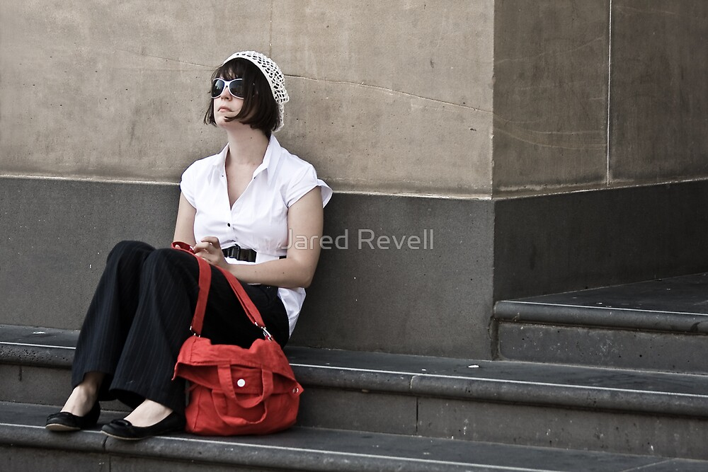 Contemplation by Jared Revell