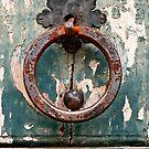Antique Door Knocker by Rae Tucker
