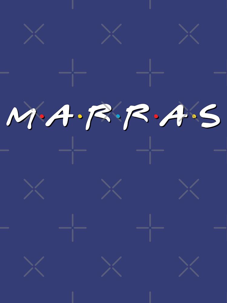Not Friends, Marras by Ragetroll