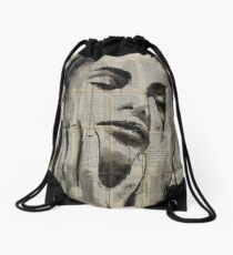 emotive Drawstring Bag