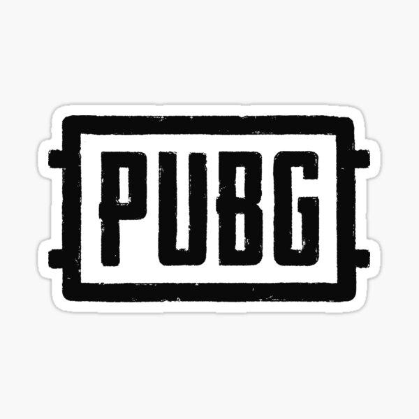 PUGB Sticker