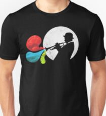 Camiseta ajustada Nacimiento del Jazz
