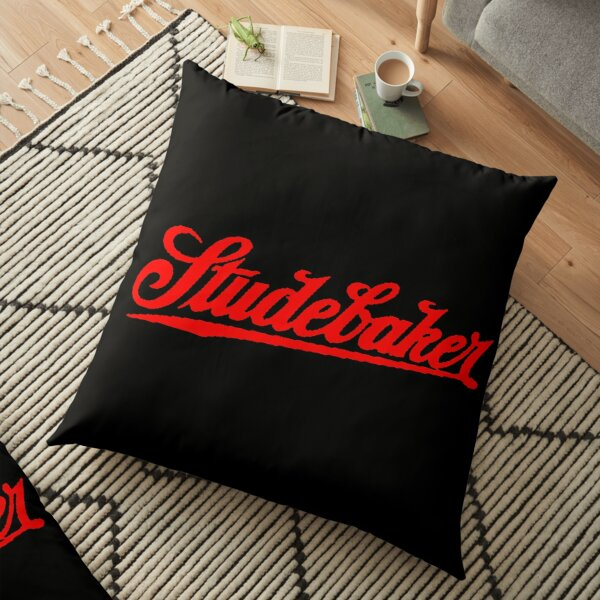 Studebaker Floor Pillow