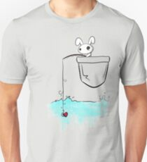Fishing love... Unisex T-Shirt